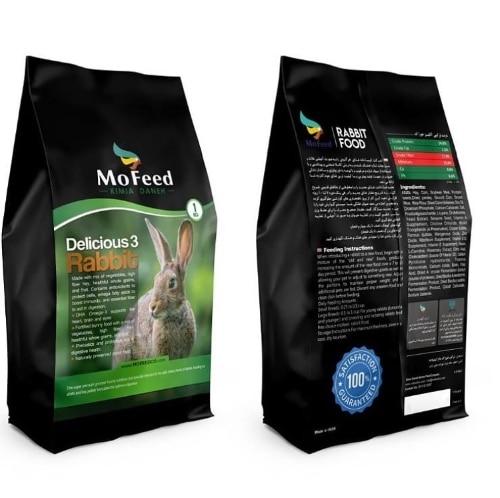 غذای خرگوش مفید 1.5 کیلوگرمی