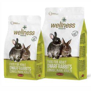 غذای سوپر پریمیوم خرگوش بالغ پادوان یک کیلویی