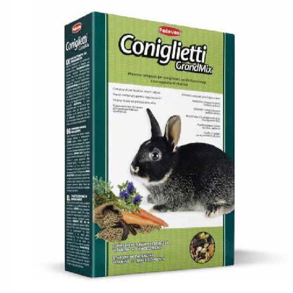 غذای آجیلی خرگوش 850 گرمی